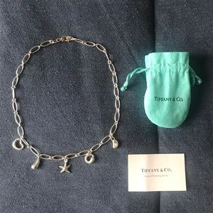 [OPEN TO OFFERS] Tiffany & Co. Charm Necklace
